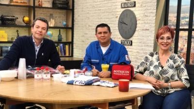 Wilson Maldonado, Iván Lalinde