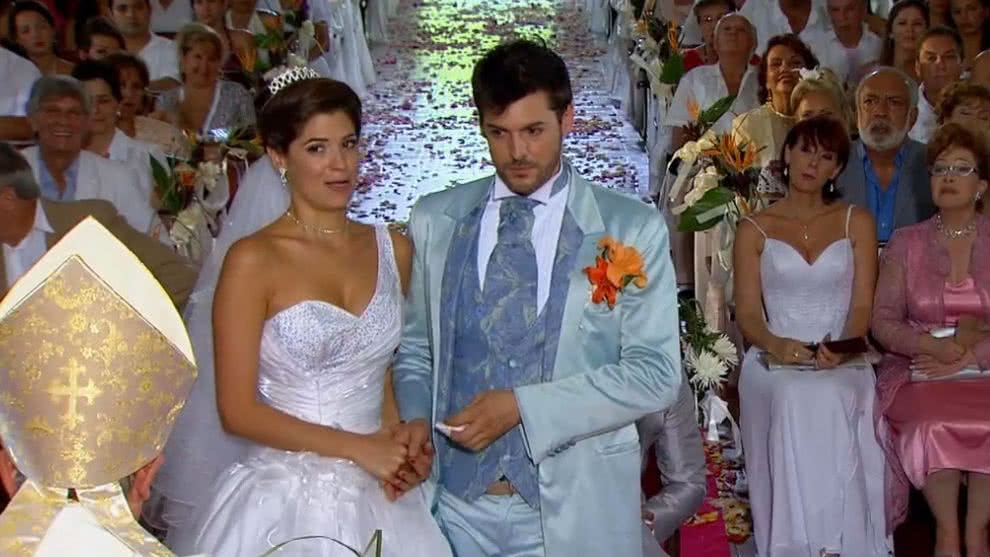 Chepe Fortuna | Capítulo 54 - Parte 1 | Lucas se casa con Reina Carolina