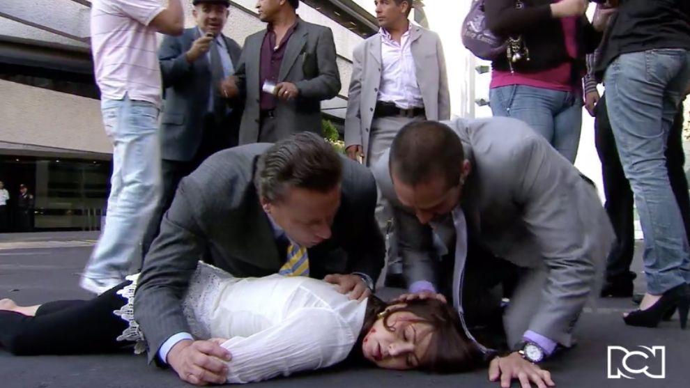 Cuando Me Enamoro   Capítulo 74   Adriana sufre un grave accidente