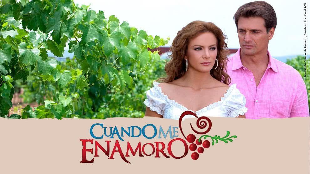 Producción mexicana - Cuando me enamoro