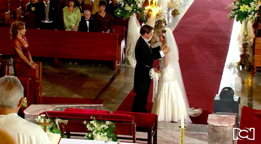 Cuando Me Enamoro | Capítulo 35 | Jerónimo y Renata se casan