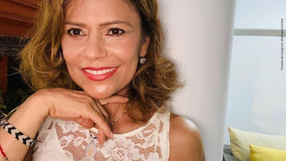 Adriana Ricardo, actriz de Diomedes, el Cacique de La Junta