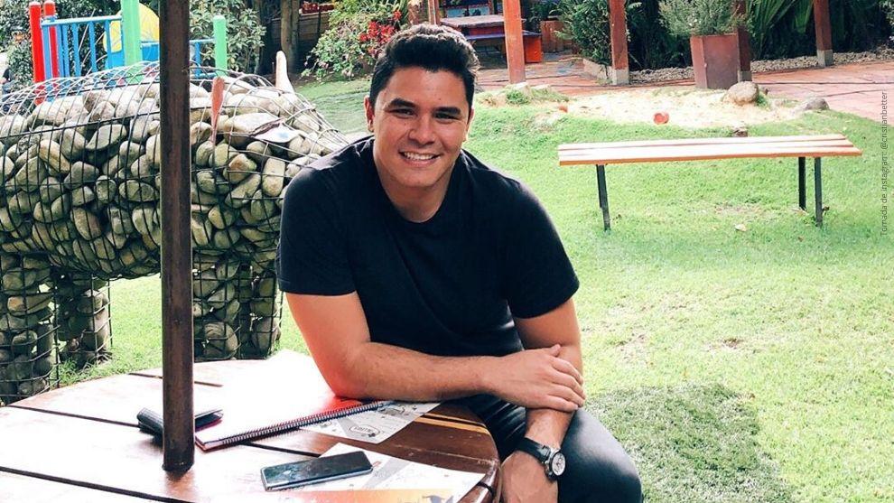 Cristian Better, actor de Diomedes, el Cacique de La Junta