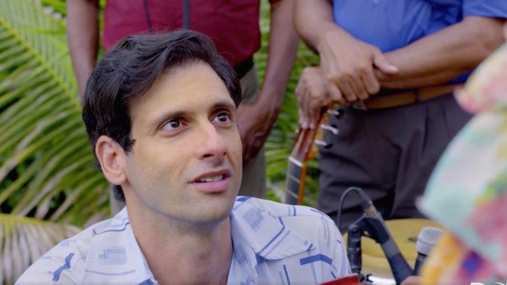 Pipe Arango le pide matrimonio a Lucía