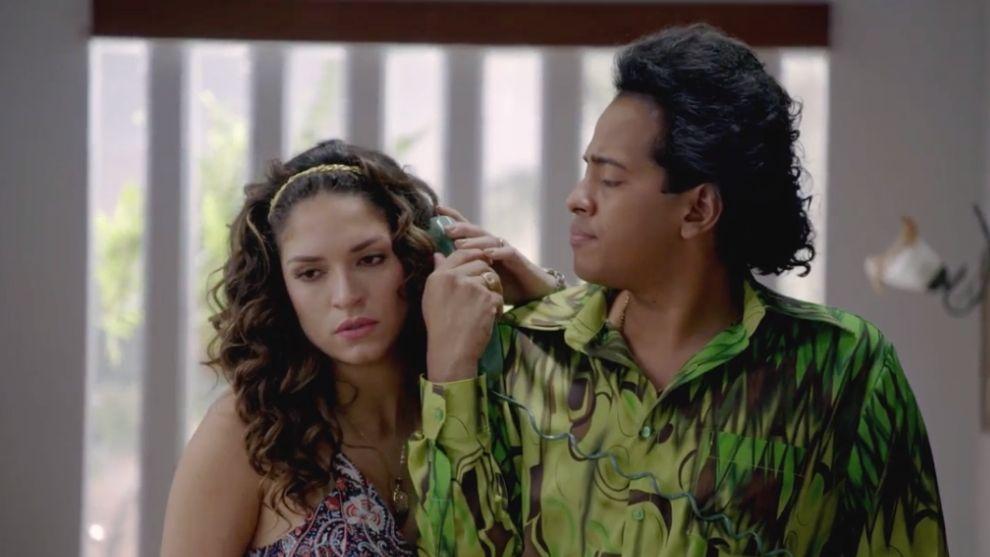 Lucía le reclama a Diomedes por la llamada de Yurleidiz