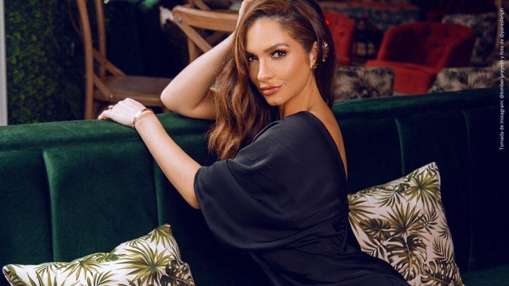 Kimberly Reyes, actriz de Diomedes, el Cacique de La Junta.