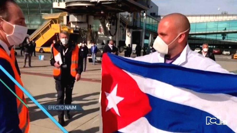 Efecto Naím   Capítulo 12   Médicos cubanos en el mundo