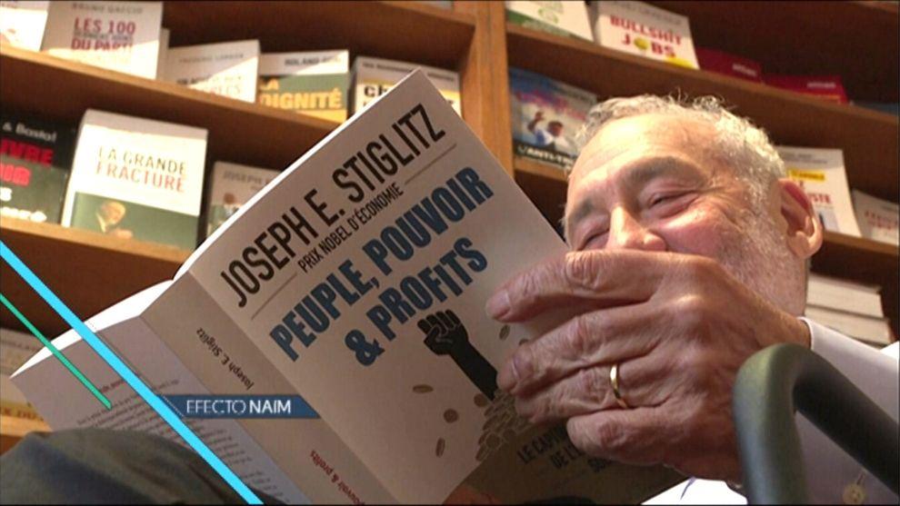 Efecto Naím | Capítulo 2 | Joseph Stiglitz