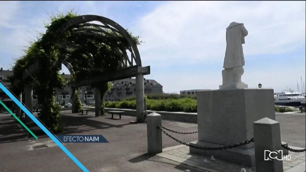 Efecto Naím | Capítulo 21 | Estatuas racistas derribadas