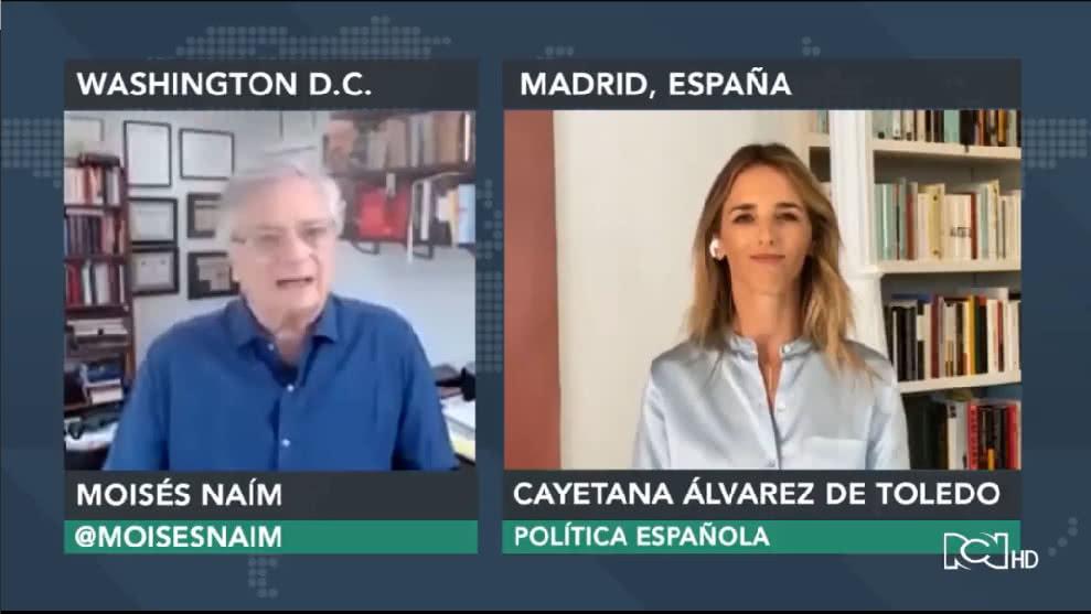 Efecto Naím | Capítulo 33 | Cayetana Álvarez de Toledo