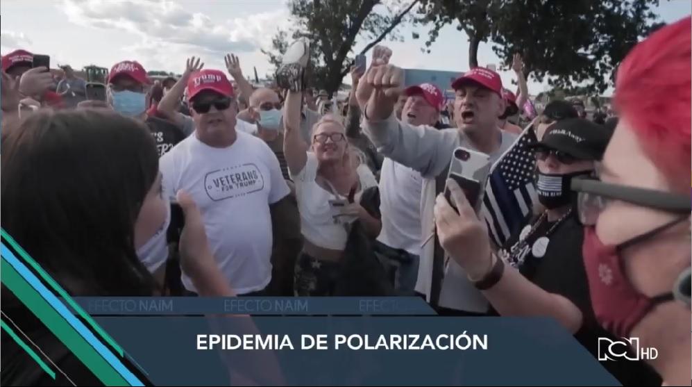 Efecto Naím | Capítulo 43 | Epidemia de polarización