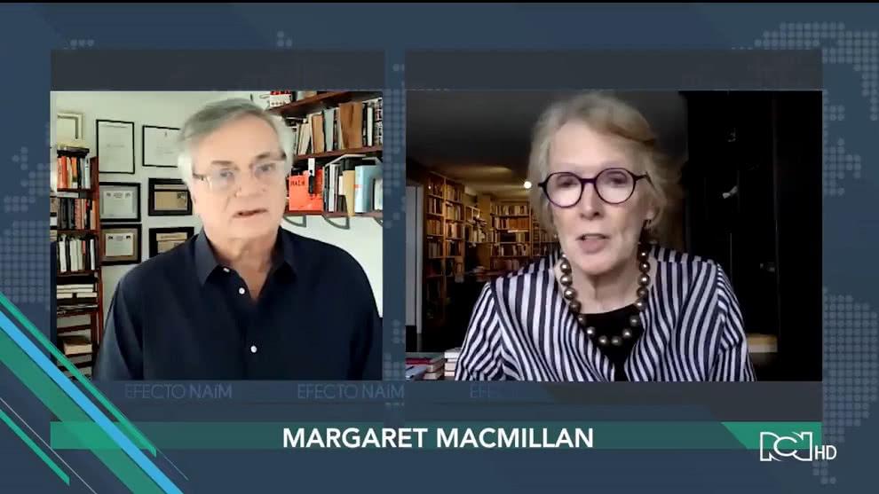 Efecto Naím | Capítulo 45 | Margaret MacMillan