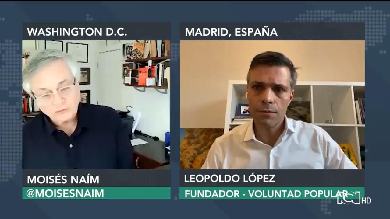 Efecto Naím | Capítulo 49 | Leopoldo López