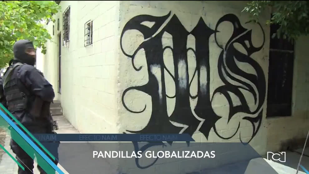 Efecto Naím | Capítulo 54 | Pandillas globalizadas
