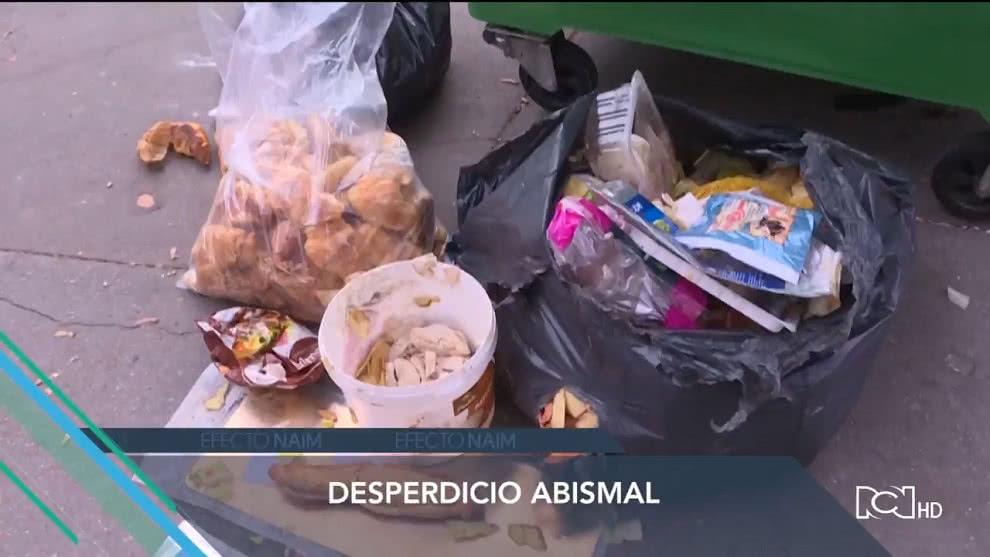 Efecto Naím | Capítulo 57 | Desperdicio de comida