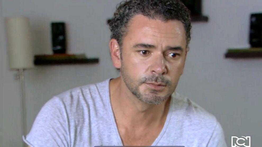 Gabriel recuerda con nostalgia a Andrea