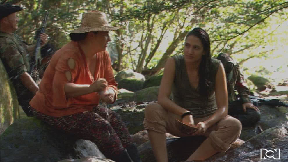 Silvia confiesa lo que siente por Gabriel