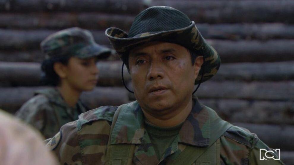 El Comandante Chico llega donde Alonso