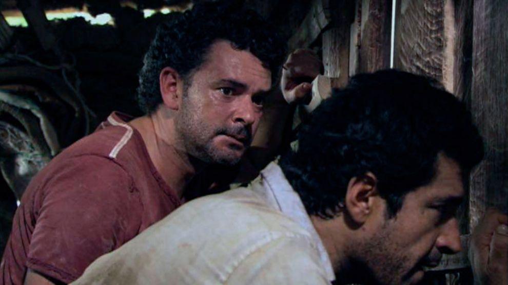 Gabriel y Jorge son llevados a un caserío