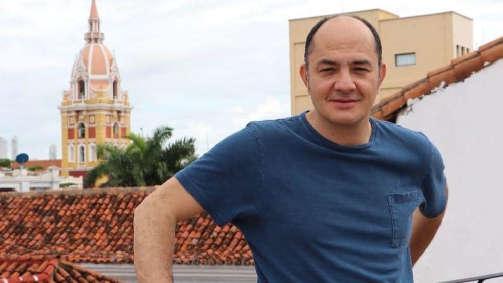 El multifacético Julián Arango, de 'El Inútil' a 'Don HP'