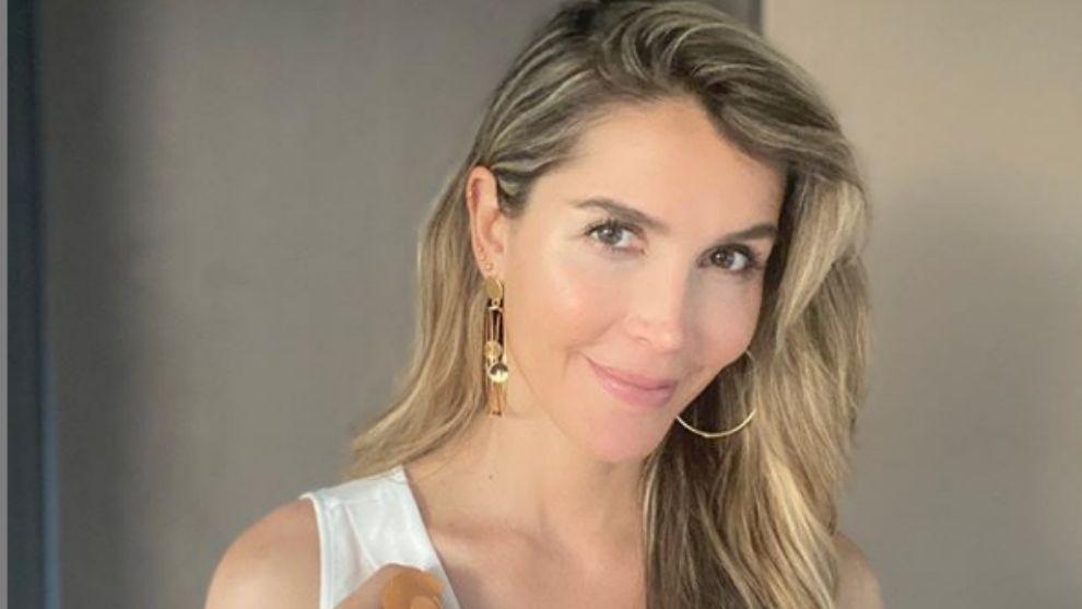 Isabel Cristina Estrada comparte su rutina de ejercicio en cuarentena