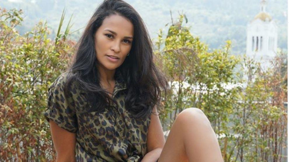 Yeimy Paola Vargas muestra su cuerpo en ropa interior