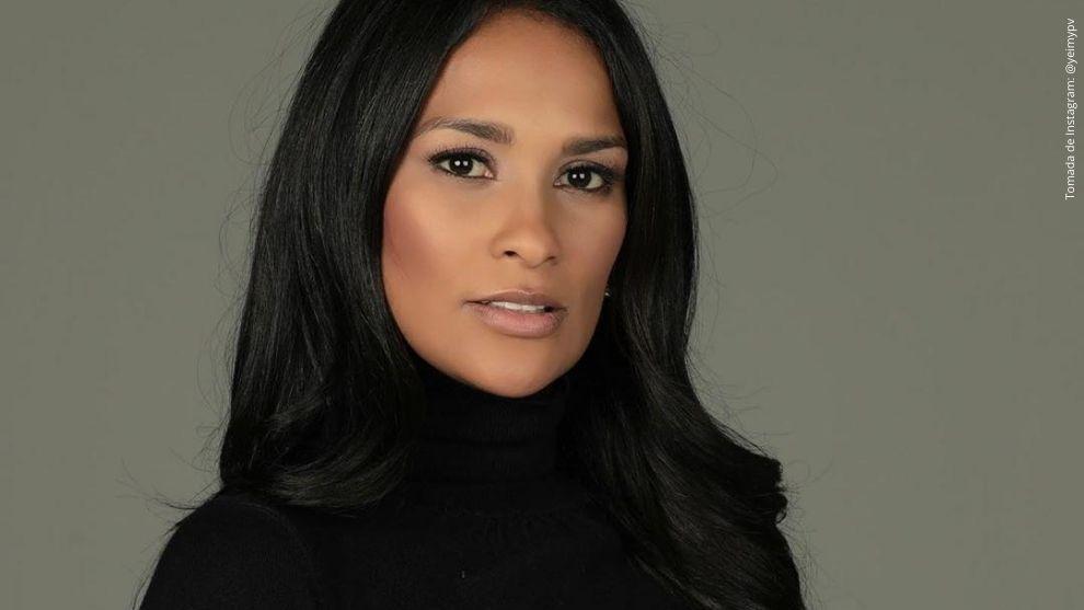 Yeimy Vargas, actriz de El Joe, la leyenda.