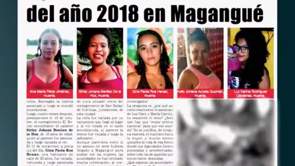 Capítulo 3 | ¿Asesino en serie en Magangué?