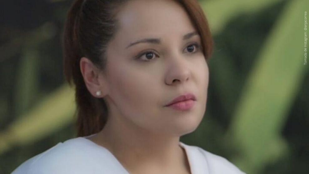 Alejandra Correa, actriz de Enfermeras.