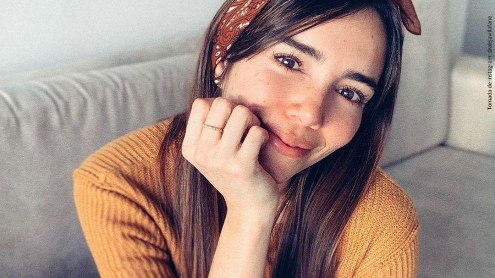 Alejandra Villafañe, actriz de Enfermeras.