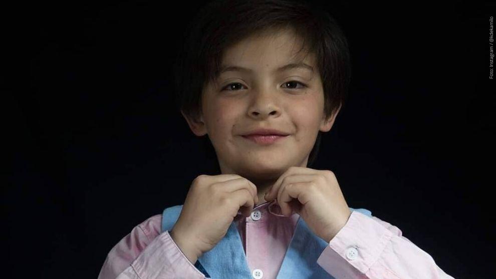 Camilo Rojas, actor de Enfermeras