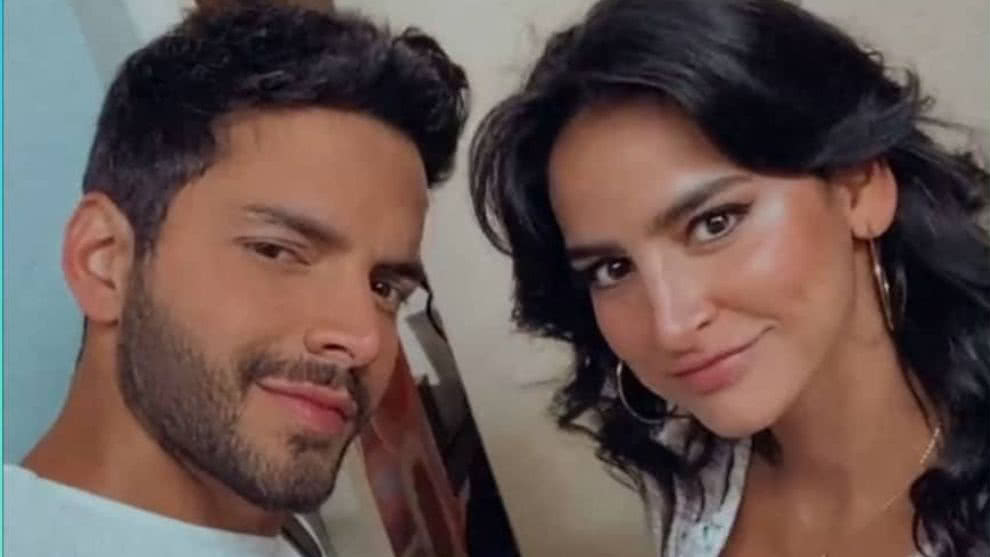 Diana Hoyos y Sebastián Carvajal lanzan una pista a sus seguidores sobre lo que se viene en Enfermeras
