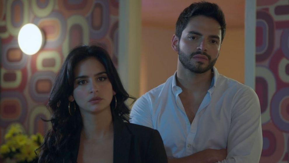 ¿Debería María Clara seguir la relación con Carlos? (Tomada de Instagram)