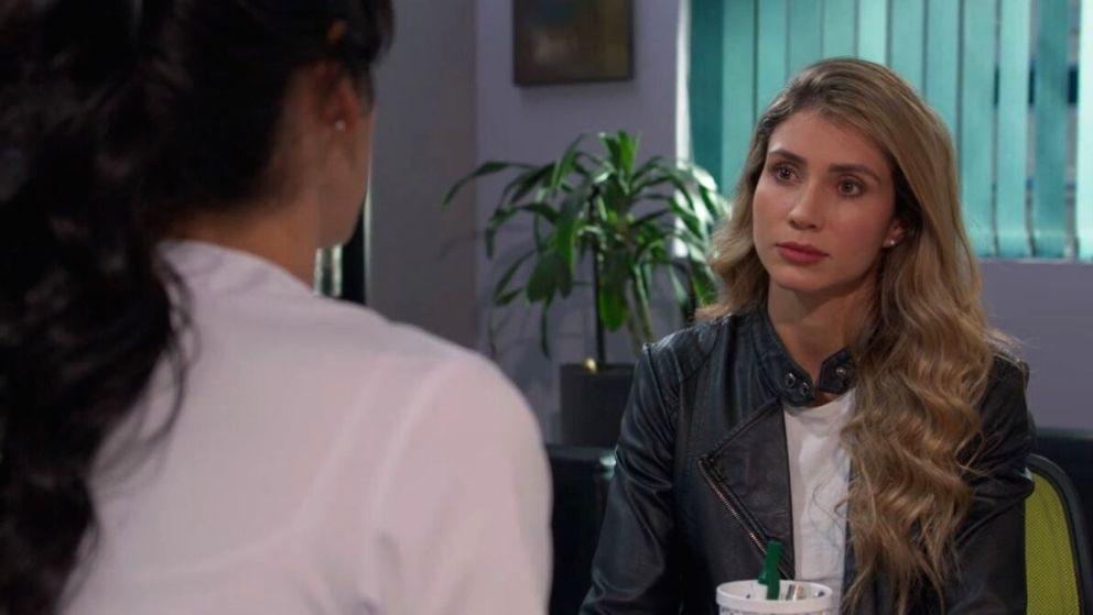 María Clara le pide perdón a Andrea