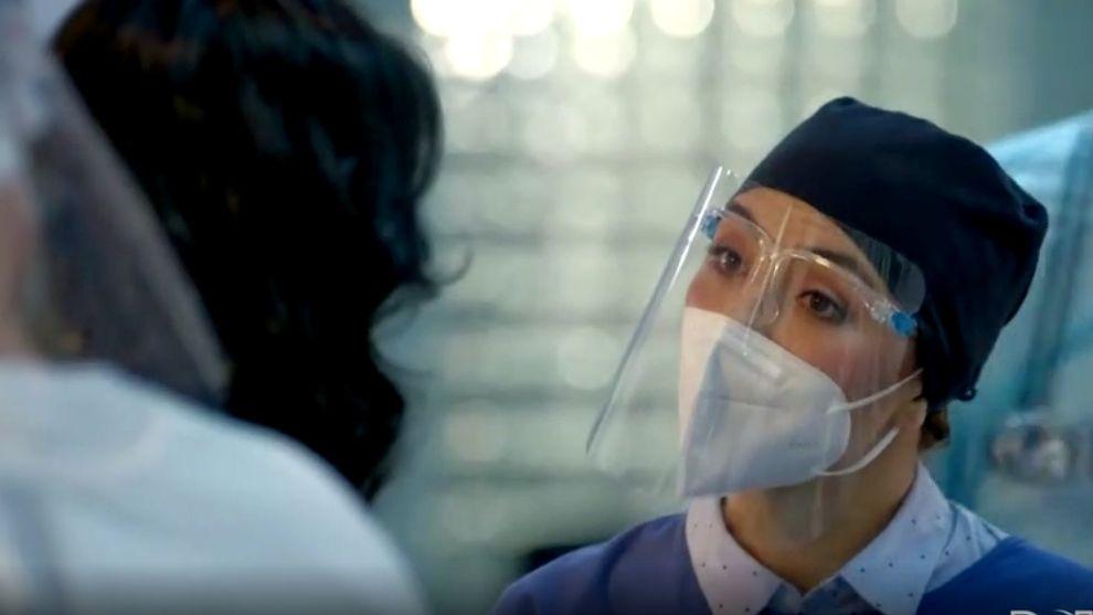 Helena provoca a María Clara