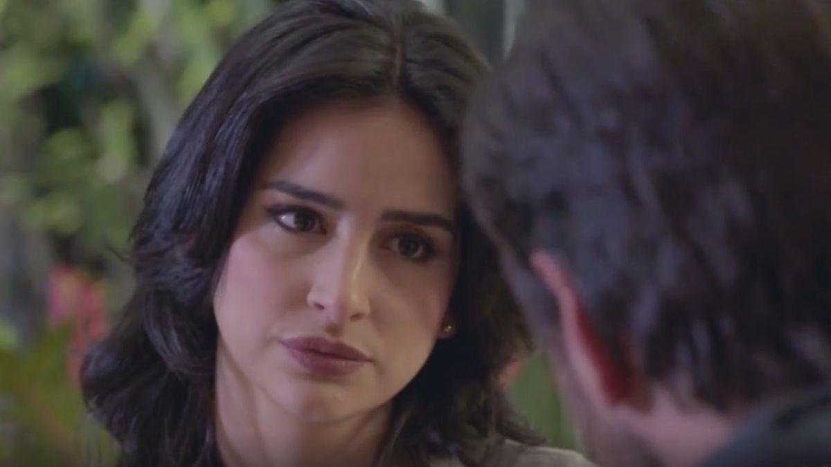 María Clara tiene una cita con Garnica
