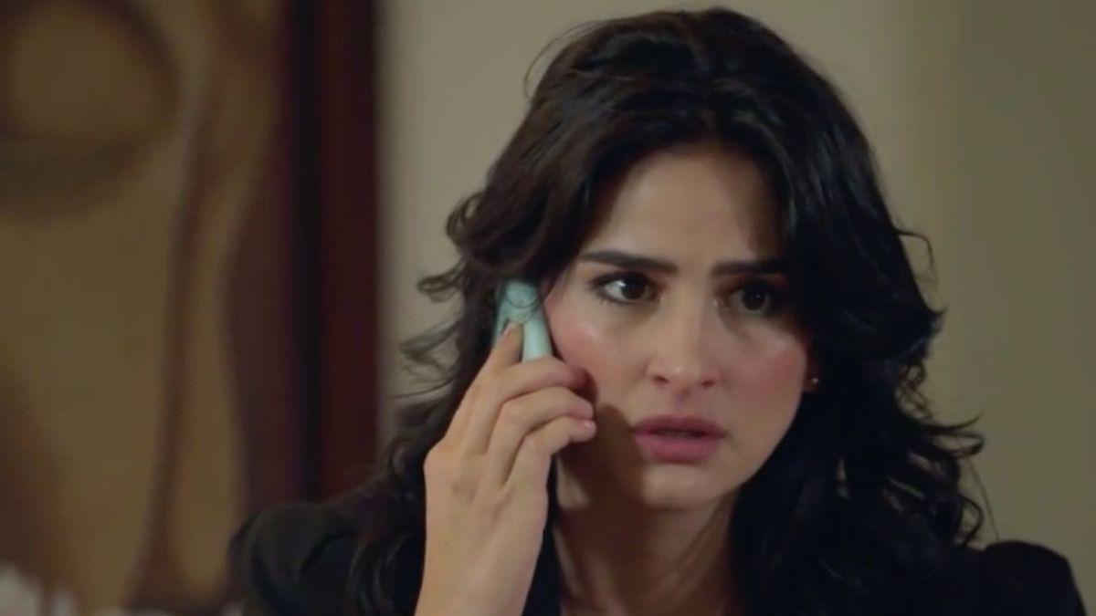 María Clara toma cartas sobre el asunto y enfrenta a Valeriano