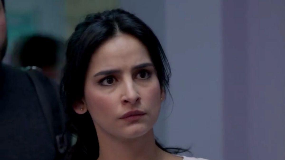 Victoria le revela a María Clara que Valentina está embarazada