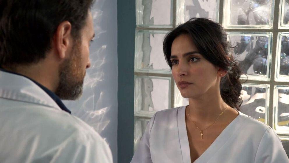 María Clara decide darle una oportunidad a Garnica