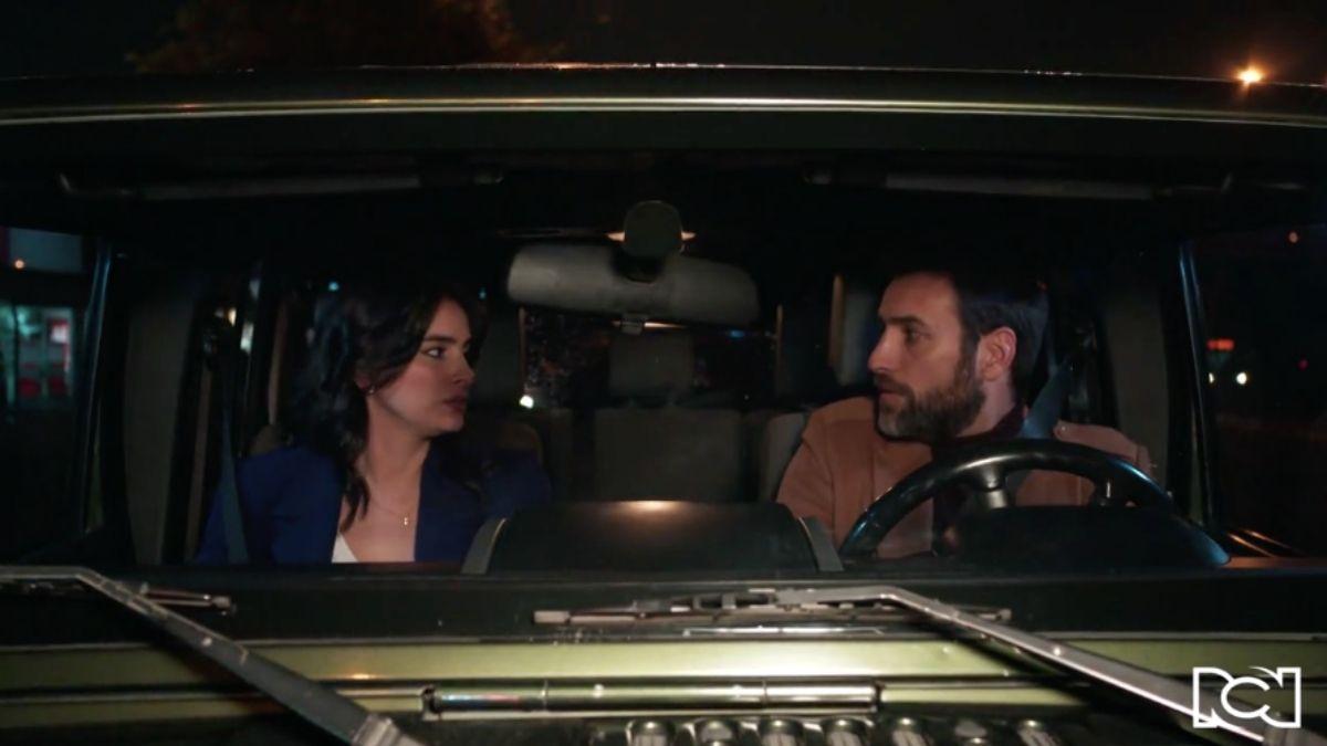 Garnica invita a salir a María Clara