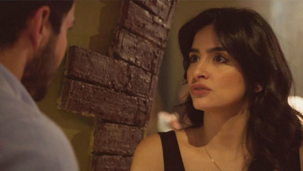 la romántica confesión de Carlos a María Clara