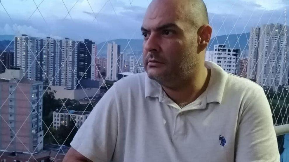 Federico Rivera, actor de Enfermeras.