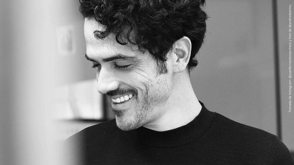 Juan Fernando Sánchez, actor de Enfermeras.