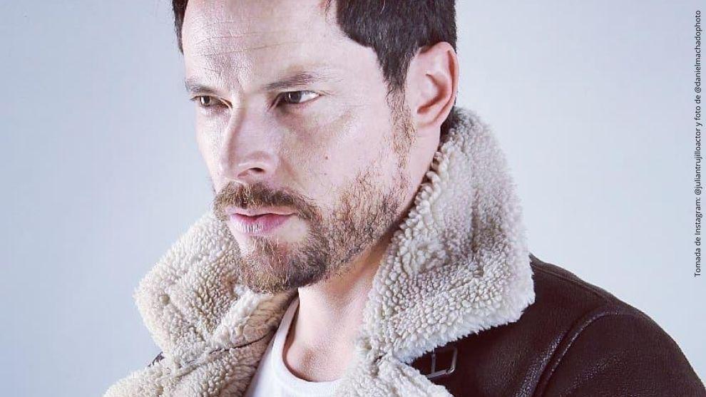 Julián Trujillo, actor de Enfermeras.