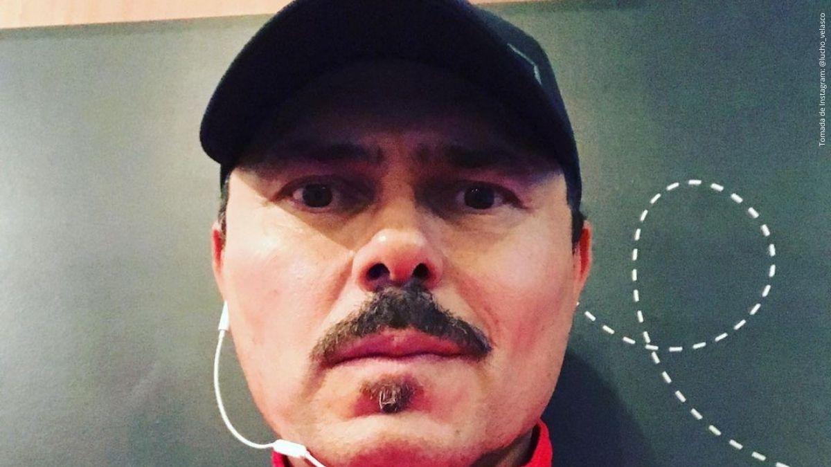 Lucho Velasco, actor de Enfermeras.