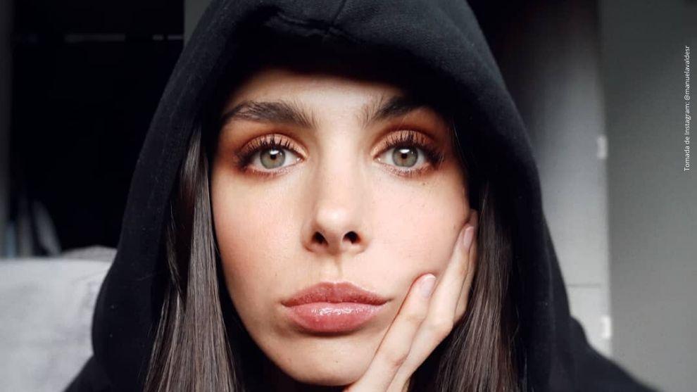 Manuela Valdés, actriz de Enfermeras