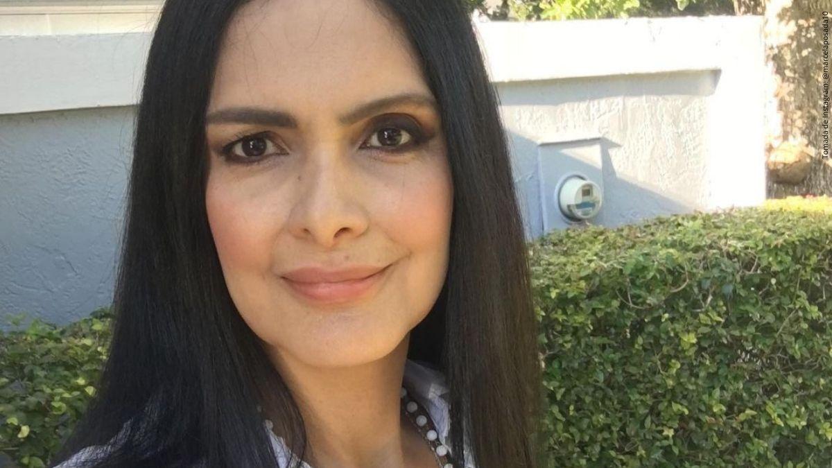Marcela Posada, actriz de Enfermeras.
