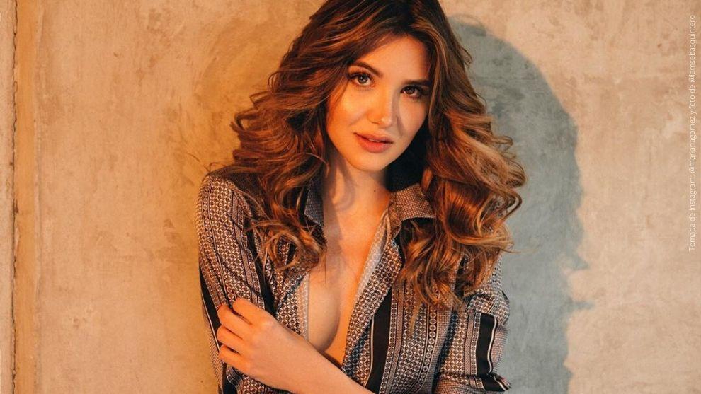 Mariana Gómez, actriz de Enfermeras.