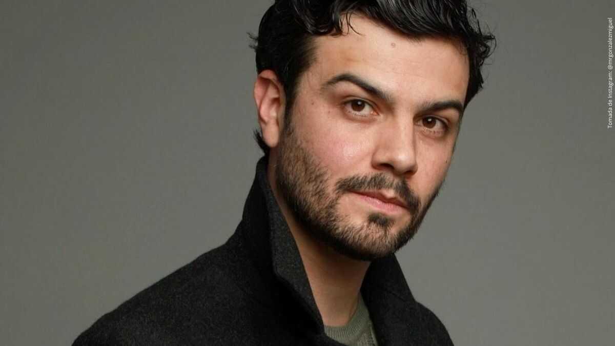 Miguel González, actor de Enfermeras