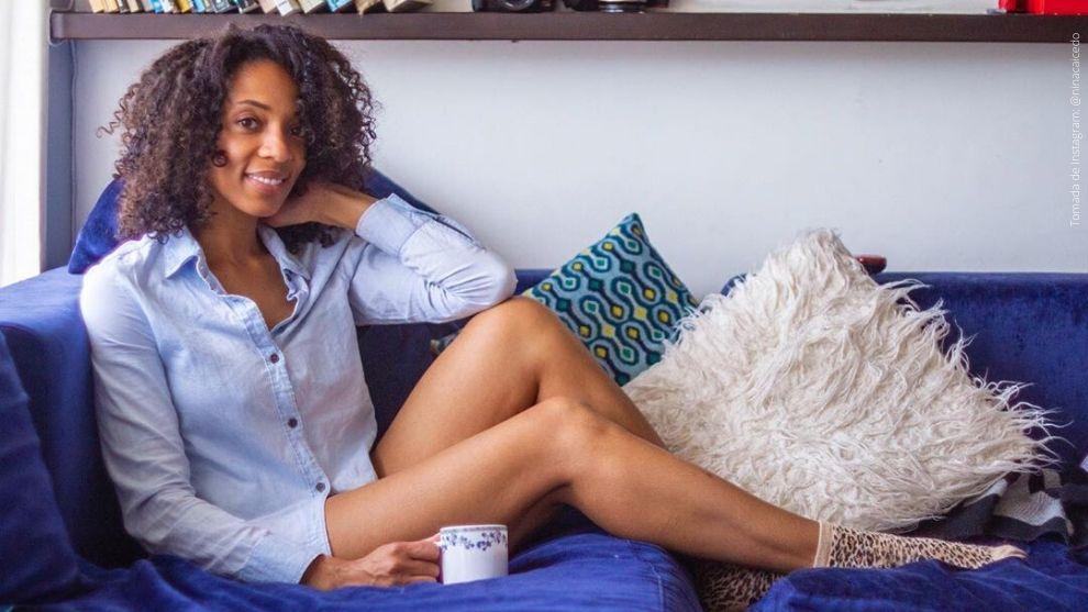 Nina Caicedo, actriz de Enfermeras